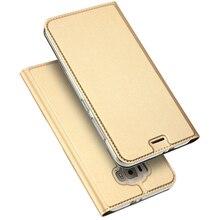 Роскошный тонкий кожаный + мягкий TPU чехол для Asus Zenfone 3 зум ZE553KL/Asus Zenfone 3 ZE552KL 5.5″ откидная крышка телефон Чехлы Корпус