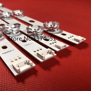 Image 5 - LED תאורה אחורית רצועת 9 מנורת עבור LG INNOTEK POLA2.0 פולה 2.0 42 טלוויזיה T420HVN05.0 T420HVN05.2 42LN5300 42LN5406 ZA 42LN5300 42LN5750