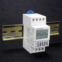 High Quality Digital Timer Switch Controller 220V AC 16A 1s To 168h 16 ON 16 OFF