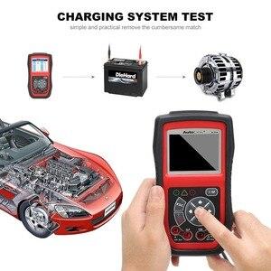 Image 4 - Autel AutoLink AL539 OBDII Electrical Test Tool Auto AL 539 OBD2 Scanner Internet Update Voltage Circuit Start Tester PK AL539B