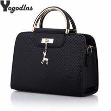 Fashion Handbag 2019 New Women Leather Bag