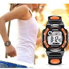 Children WatchSports Kids Watches Men Women  Electronic Digital Clock Bracelet Wristwatches For Boys And Girls