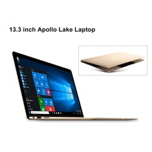 YEPO 737A 13.3 inch Laptop N3450 Quad Core Ultra Slim Notebook 1920×1080 FHD 6GB RAM 64GB eMMC Bluetooth 4.0 Laptops