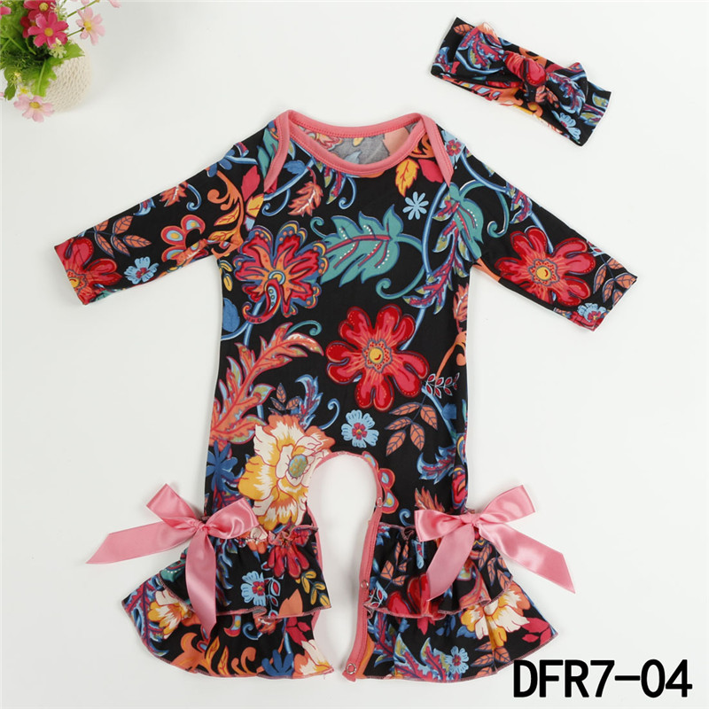135cc9db1fee Autumn Boutique Infant Toddler Clothes Long Sleeve Baby Icing ...