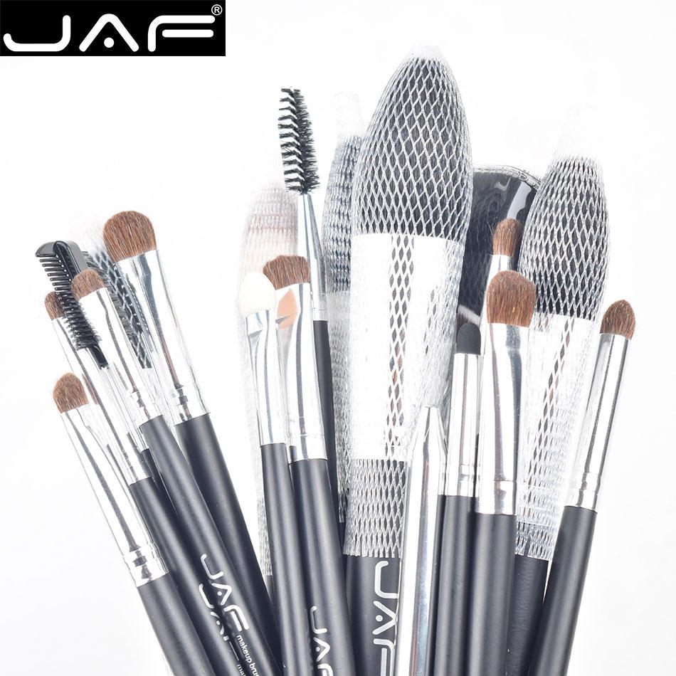 20 Pcs/Set Makeup Brushes Premiuim Natural Hair Super Soft Makeup Brush Tool Set J2001PY-B set pinceaux maquillage cachorros