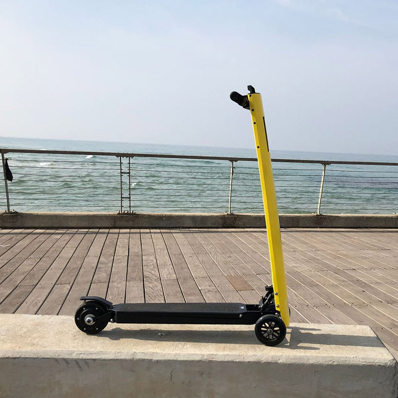 light weight 250W lithium battery tricycle 3 wheel folding powerful electric