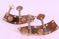 Cheville contrebasse Peg Tuner Clés En Métal Corps Nouveau Durable Facile à Ajuster En Laiton 7 #