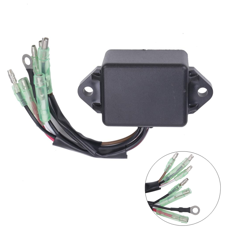 Cdi ignition control module coil electronic power pack for for 25hp yamaha 2 stroke