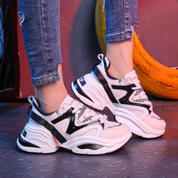 ADBOOV Web Celebrity Sneakers Women Trendy Chunky Dad Shoes Woman Buty Damskie Thick Sole Ladies Platform Shoes Chaussures Femme 6