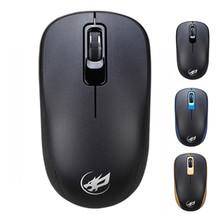 Professional Mouse Inalambrico USB  2.4GHz Wireless Optical Mouse Mice