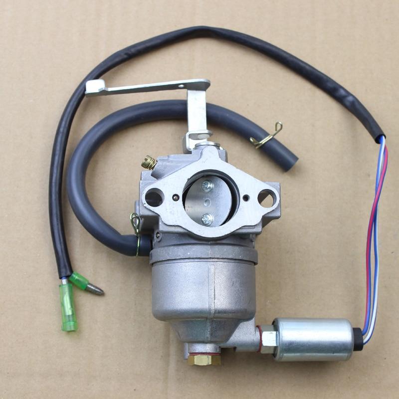 Free Shipping 5kW gasoline engine EF6600 MZ360 185F carburetor carbureter carburetter стоимость