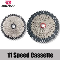 BOLANY MTB Bicycle cassette 11 speed flywheel for shinamo sunrace XT SLX sram gx 11 28T 11 36T 11 42T 11 46T 11 50T BIKE PART