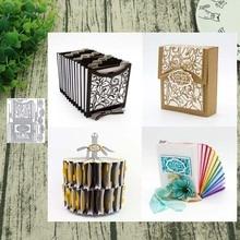 SP Album book metal cutting dies cut die mold decoration Scrapbook paper craft knife mould blade punch stencils