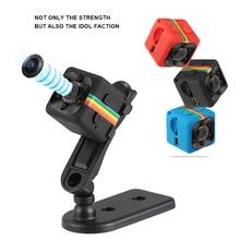 SQ11 мини Камера Видеорегистраторы для автомобилей 12MP движения Сенсор Full HD 1080 P видеокамера Ночное видение Камера воздушный Спорт DV голос, видео Регистраторы