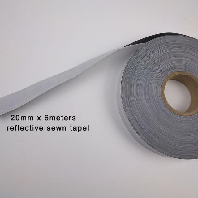 20mm width x 6meters
