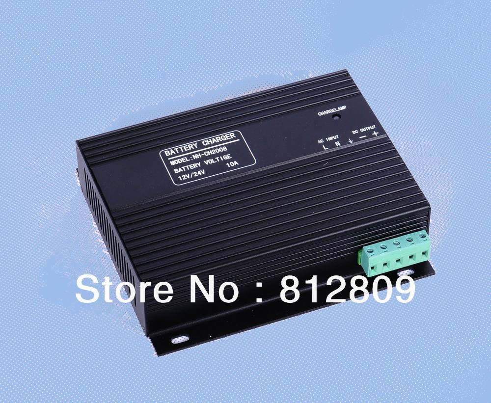 generator intelligent battery charger CH28 10A 12V 24V +free fast shipping 10a battery charger for generator set 12v 24v automatic