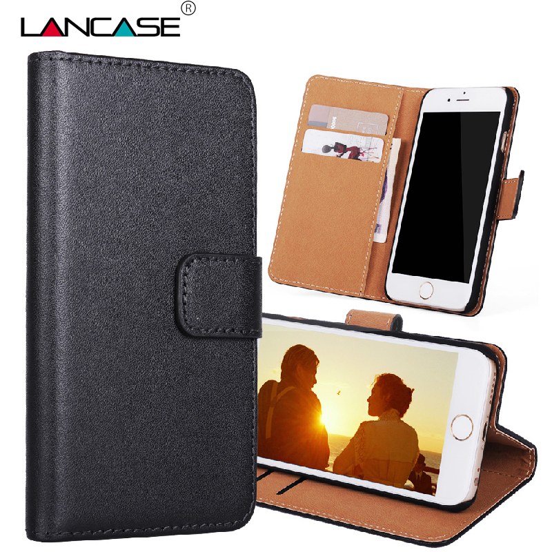 wallet case for iphone 5 lancase for iphone 5s flip stand wallet genuine 18165