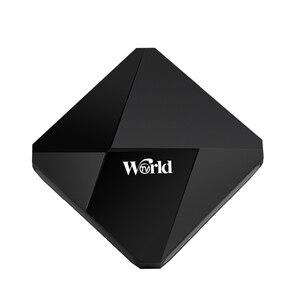 Image 1 - Caixa de iptv vida livre assinatura iptv sem taxa mensal 1600 + canais 2g 16g inteligente android 7.1 caixa de tv iptv árabe livre foreve