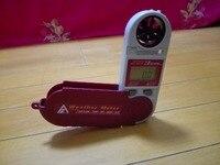 AZ 8910 Анемометр Скорость ветра/температура/Влажность/атмосферное давление/точка росы, 5 в 1 индикатор погоды