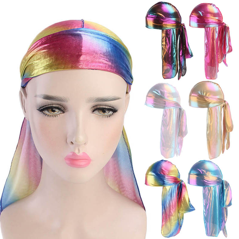 FäHig 1 Pcs Pirate Cap Hut Headwear Wrap Atmungs Mode Geschenk Für Frauen Dame Männer Bandana Fs99