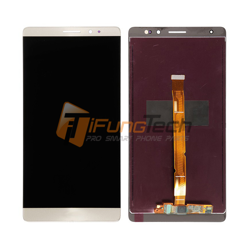 ФОТО Original For Huawei Mate 8 LCD Display + Touch Screen Digitizer Glass Sensor Assembly Replacement Parts Free Shipping