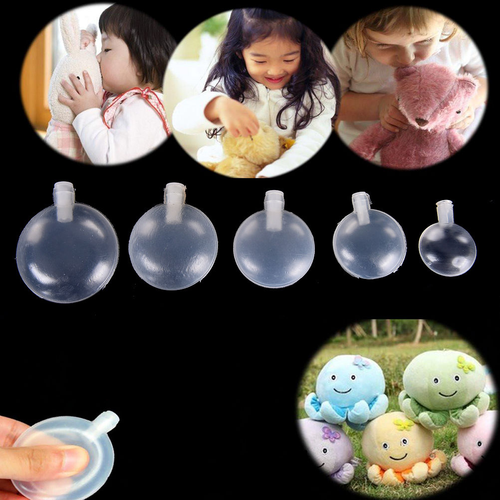 10PCS 5 Sizes Toy Squeakers Repair Fix Pet Baby Toy Noise Maker Insert Replacement Wholesale High Quality Fast Shipping
