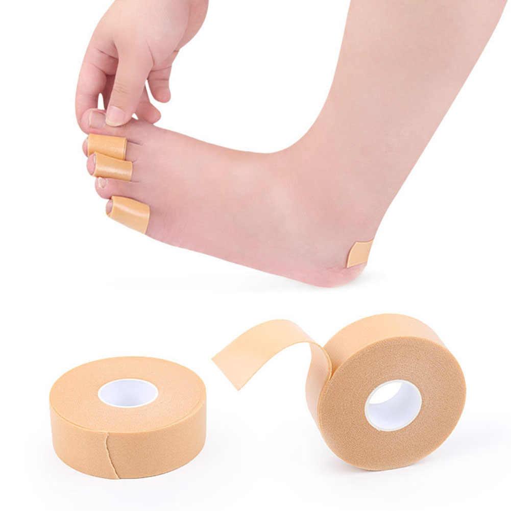 1 rulo anti-aşınma çok fonksiyonlu su geçirmez aşınmaya dayanıklı ayak topuk etiket bant ayakkabı erkekler ve kadın topuk çıkartmalar