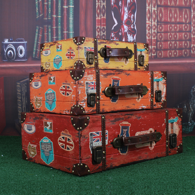 Box Storage Box Makeup Organizer Storage Caixa Organizadora Cajas Organizadoras Caixa boite de rangement Leather suitcase boxes