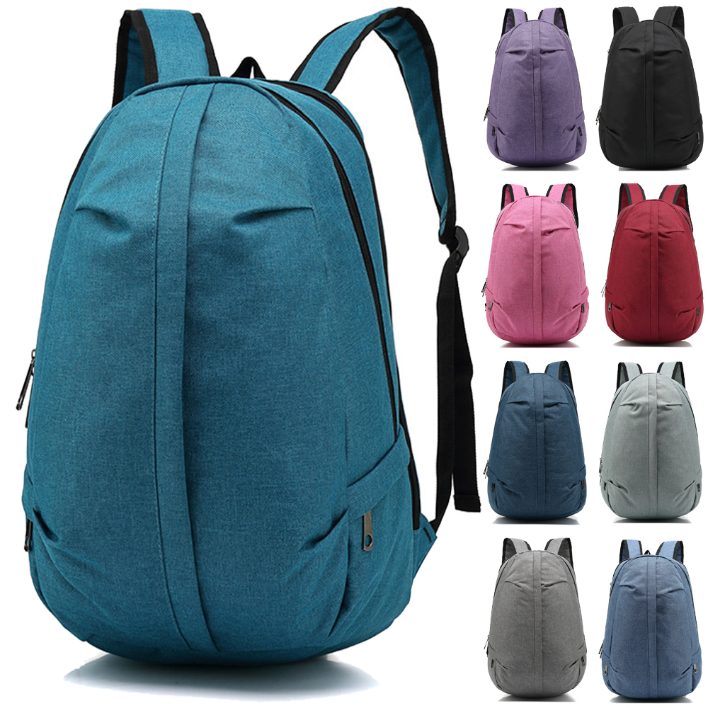 14 15 15.6 Inch Nylon Computer Laptop Notebook Backpack Bags Case School Backpack for Men Women Student