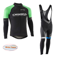 ORBEA Pro Team 2017 Cycling Jersey Bike Clothing Sets Cyclisme Maillot Ropa Ciclismo Invierno Termica Winter