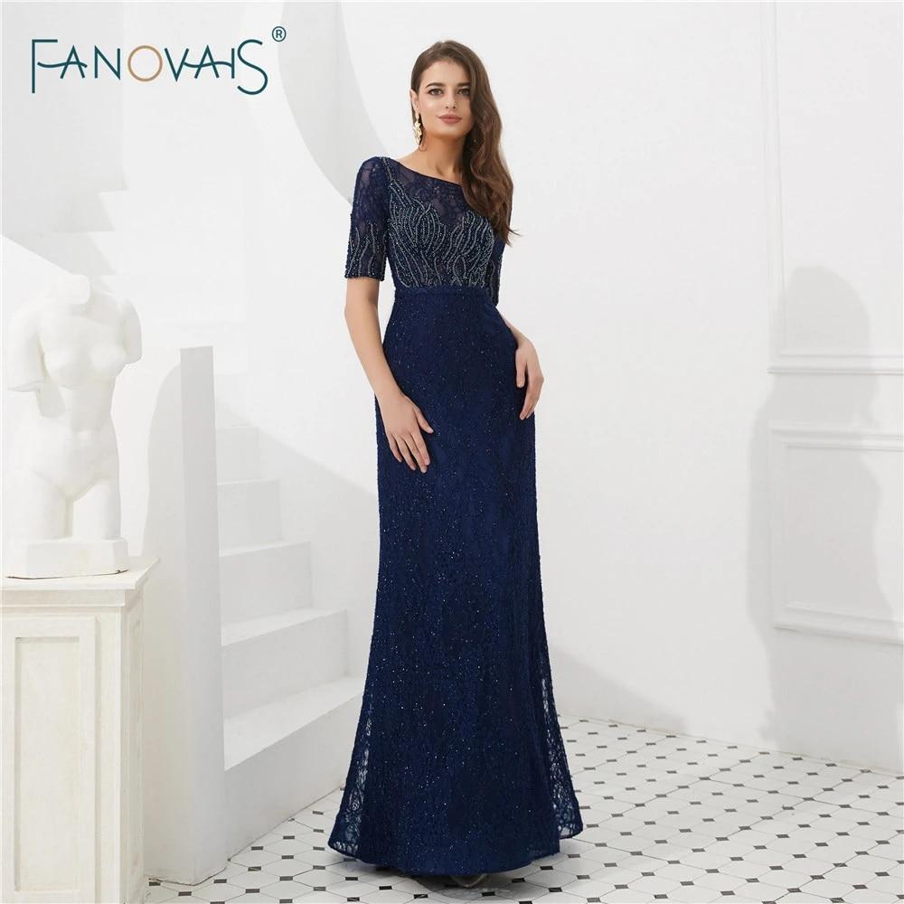 Long Straight Dresses