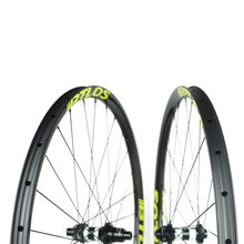 650B carbon  wheels  mtb wheelset mtb bike 22mm inner width Asymmetric tubeless Mountain bicycle 2 warranty - WM-i22A-7