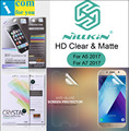 Nillkin Matte Clear Screen Protective Film For Samsung Galaxy A5 2017 A520F A3 A7 A720F Transparent Anti-Glare Front Back Rear