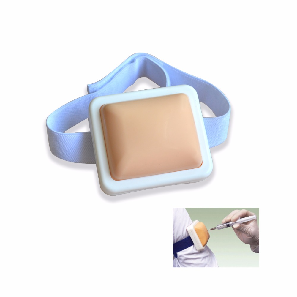 5Pcs/Pack Instramuscular Injection Practice Pad Medical Subcutaneous Injection Model For Nursing Training Simualtor Cushion Pads5Pcs/Pack Instramuscular Injection Practice Pad Medical Subcutaneous Injection Model For Nursing Training Simualtor Cushion Pads