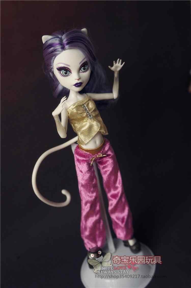 Grosir Asli Fashion Anak Bjd Boneka Pakaian Aksesoris American Girls Hadiah Yang Indah Cocok untuk Boneka Monster High
