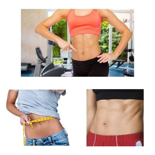 Cn Herb Unisex Hot Neoprene Waist Slimming Fitness Belt By Jern (sport, Shapewear, Tummy Trimmer Girdle) 2