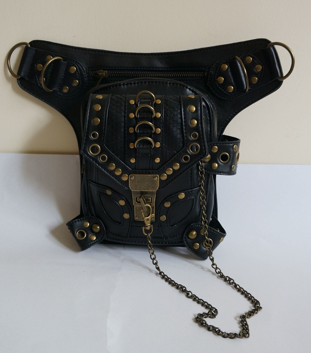 steampunk vintage bag