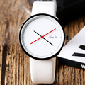 Simple Style Wrist Watch Women Men Fashion Quartz Watches Mens Dress Wristwatch W04420