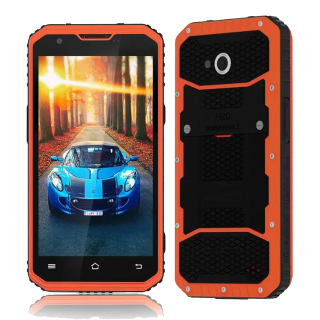 "Original DTNO.I M3 Mobliephone Android 5.1 4G LTE Phone 5"" IPS HD 2G RAM 16G ROM IP68 Waterproof 3300mAh 8MP Cell phone"