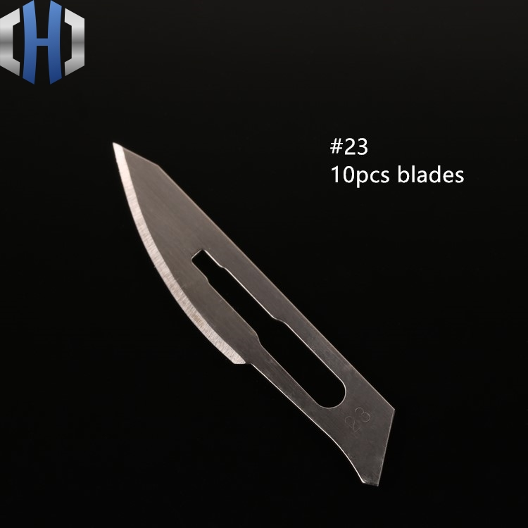 Hand Carving Knife 11th Scalpel 23rd Scalpel Blade DIY Disposable Tool Manual Knife With Handle in Knives from Tools