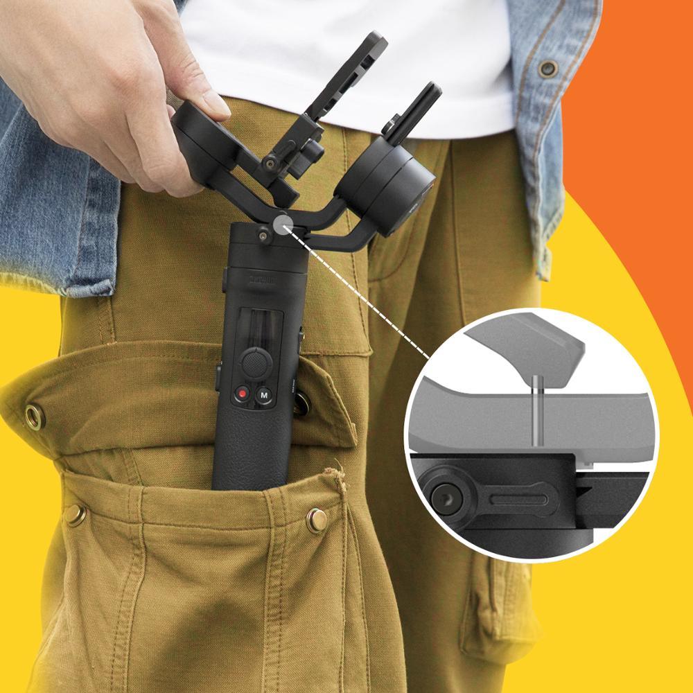 ZHIYUN grue officielle M2 cardans pour Smartphones sans miroir Action Compact caméras nouveauté 500g stabilisateur portable en Stock - 3