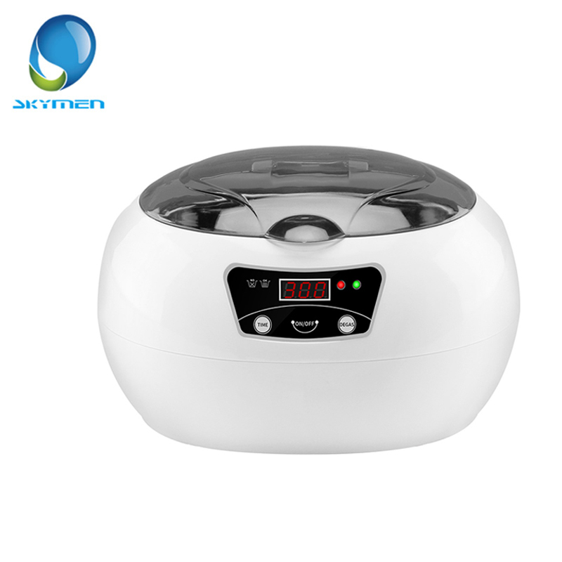 Ultrasonic Jewelry Cleaner JP-890 Cleaning Machine Basket Jewelry Watches Dental 0.6L  Ultrasound Cleaner Mini Ultrasonic BathUltrasonic Jewelry Cleaner JP-890 Cleaning Machine Basket Jewelry Watches Dental 0.6L  Ultrasound Cleaner Mini Ultrasonic Bath