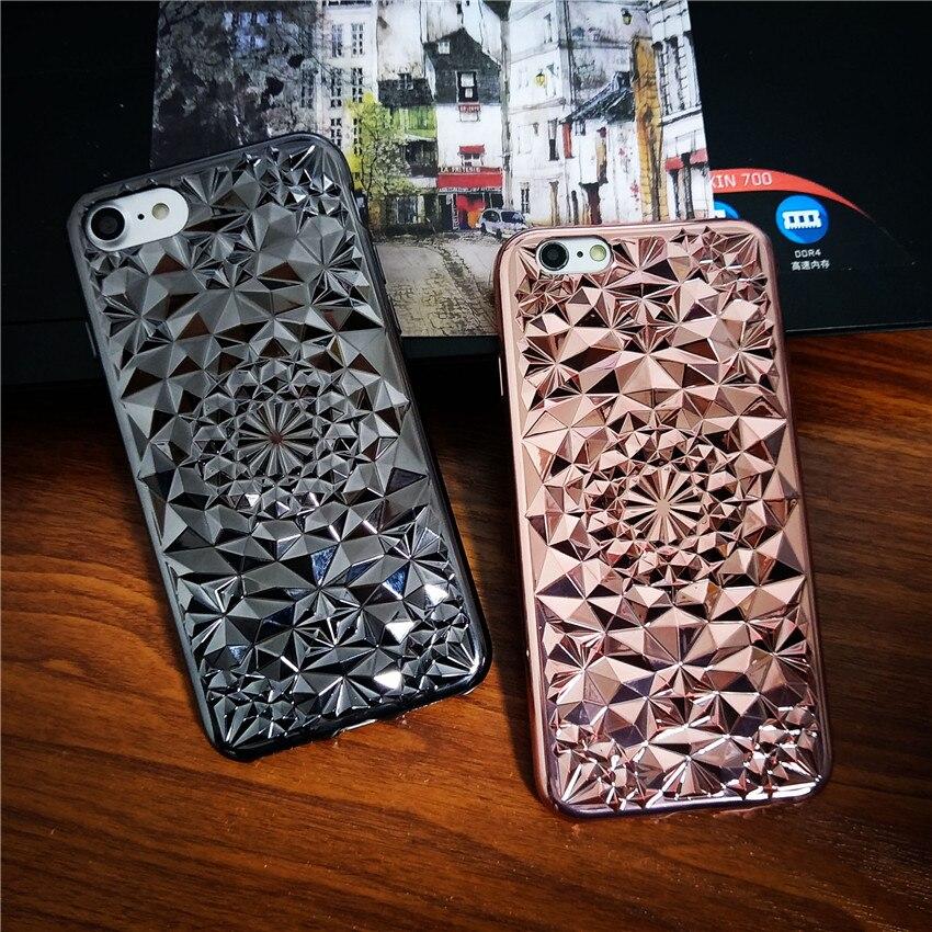 coque iphone 6 silicone diamant
