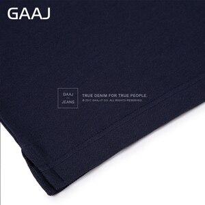 Image 3 - Polos de la serie M para hombre y mujer, camisas Unisex de talla grande con letras estampadas, Polos, ropa de marca