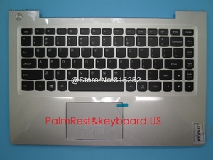 PalmRest&keyboard For Lenovo U330P U330 Touch U330T Germany GR English US Russia RU United Kingdom UK With Touchpad Backlit New(China)