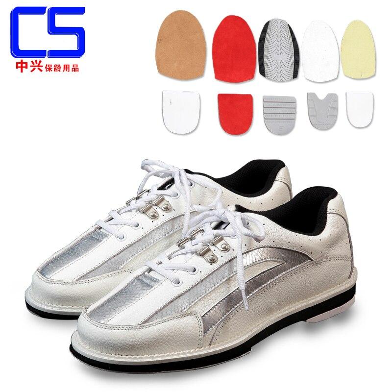 Unisex Bowling Shoes men women Skidproof Sole Professional Sports Bowling Shoes slip sneakers bsi women s 651 bowling shoes