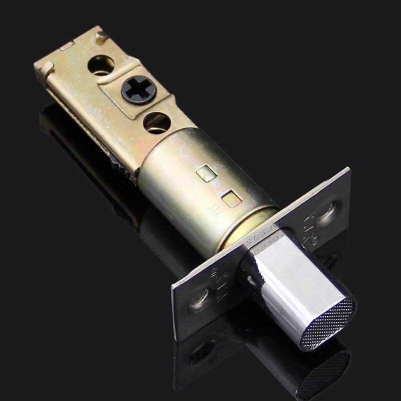 купить Single bolt lock cylinder door locks single tongue lock parts accessories center distance 60-70mm HM97 по цене 2695.42 рублей