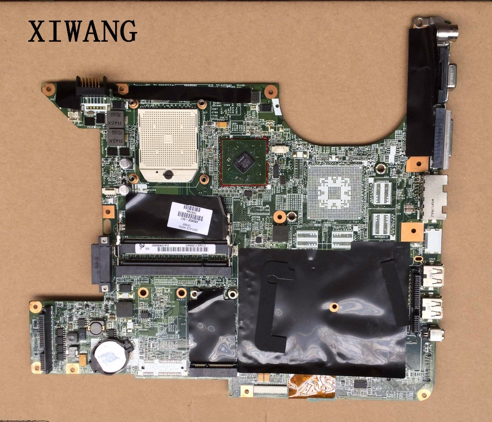 цена на 450800-001 466037-001 Free Shipping laptop motherboard for HP Pavilion DV9000 DV9500 motherboard 459567-001 Fully tested