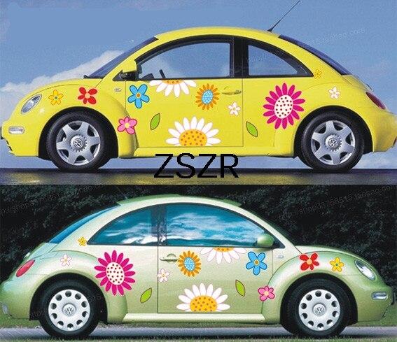 Online Shop Universal Customized 2 Sides Body Sunshine Sunflower