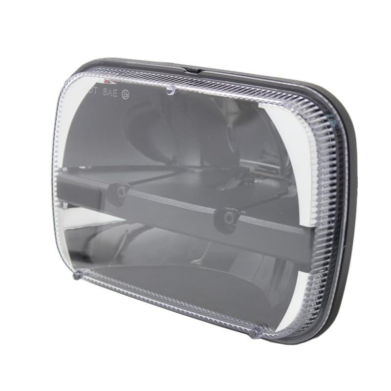 5x7 или 7х6 прямоугольные светодиодные фары для Wrangler выпускался заменить H6054 H5054 H6054LL